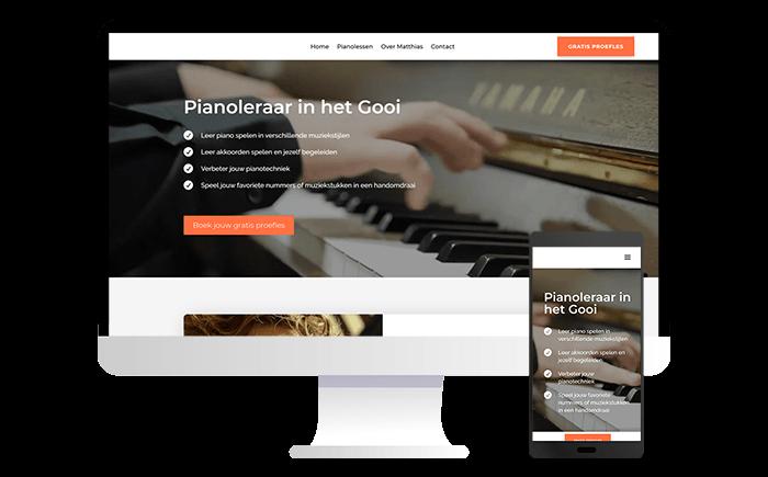 Webdesign portfolio
