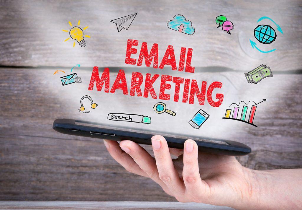 Nieuwsbrief opmaken bij e-mail marketing