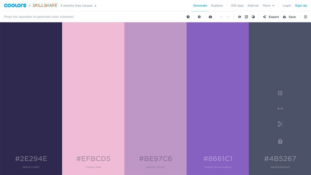Zo kies je in 2019 kleuren voor je website die bezoekers vasthouden