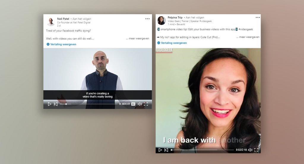 Het perfecte videoformaat voor social media